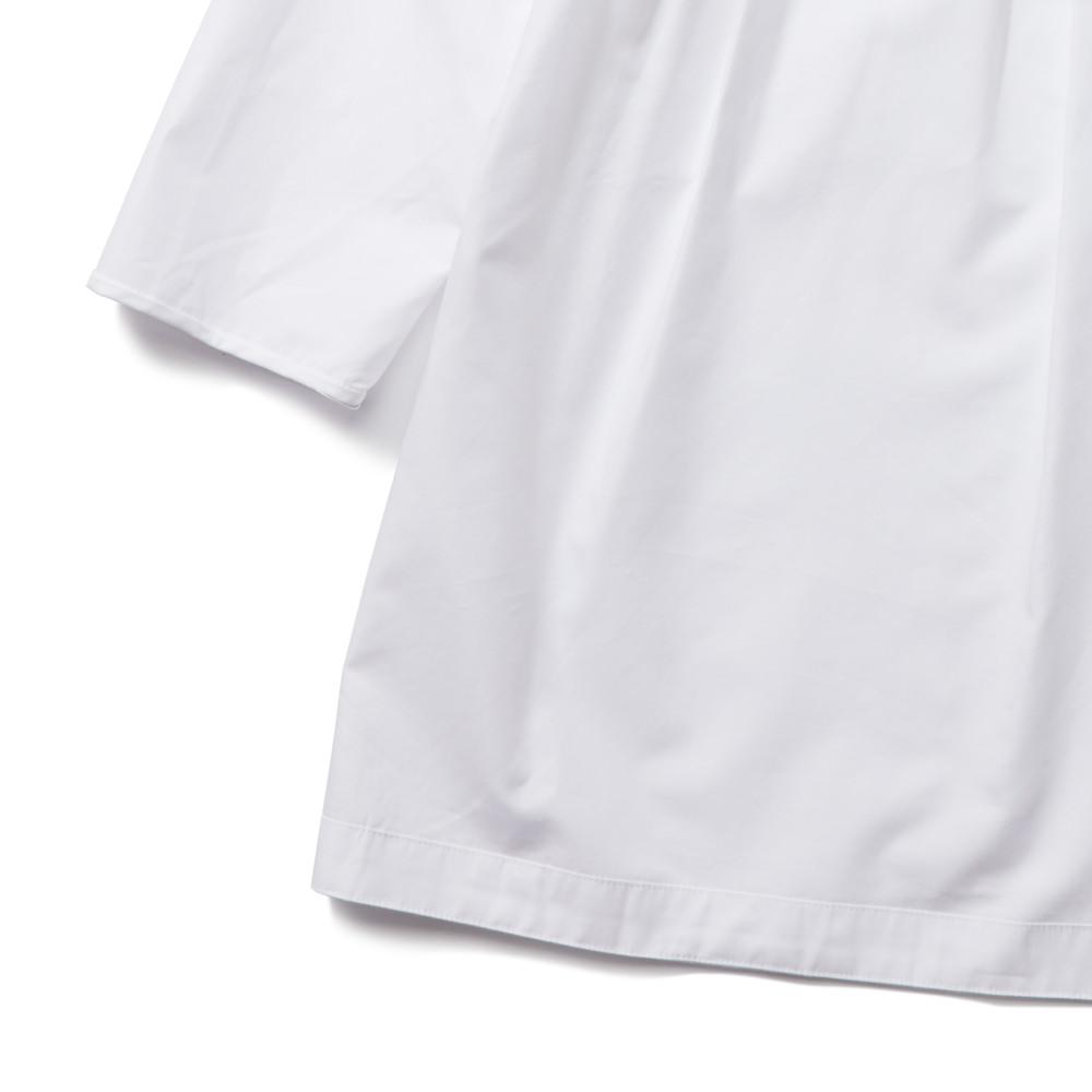 ピンタックプルオーバー ホワイト