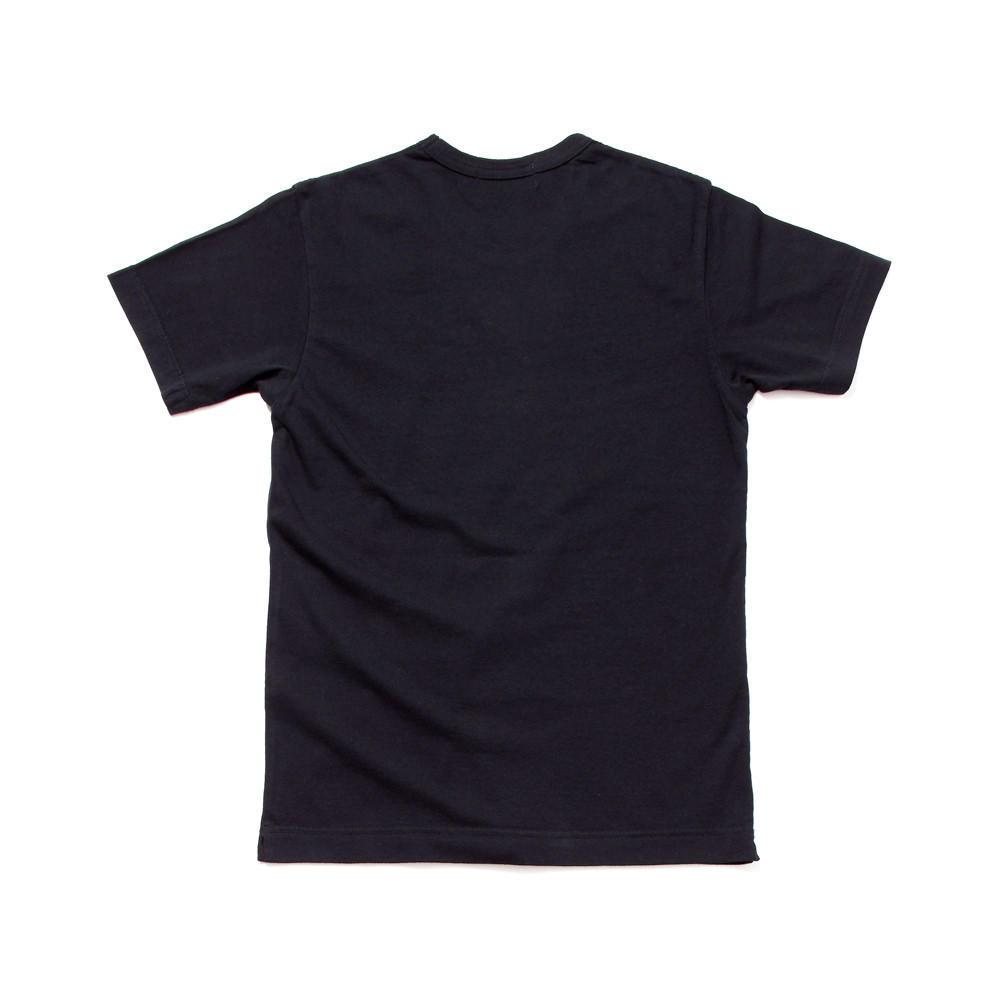 半袖カットソー ブラック