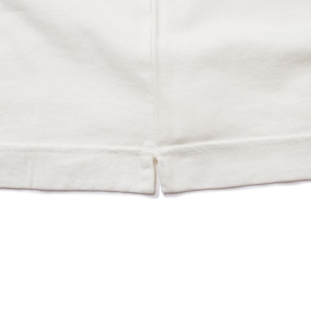 半袖カットソー ホワイト