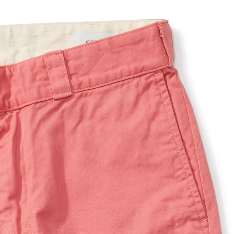 スティックパンツ ピンク