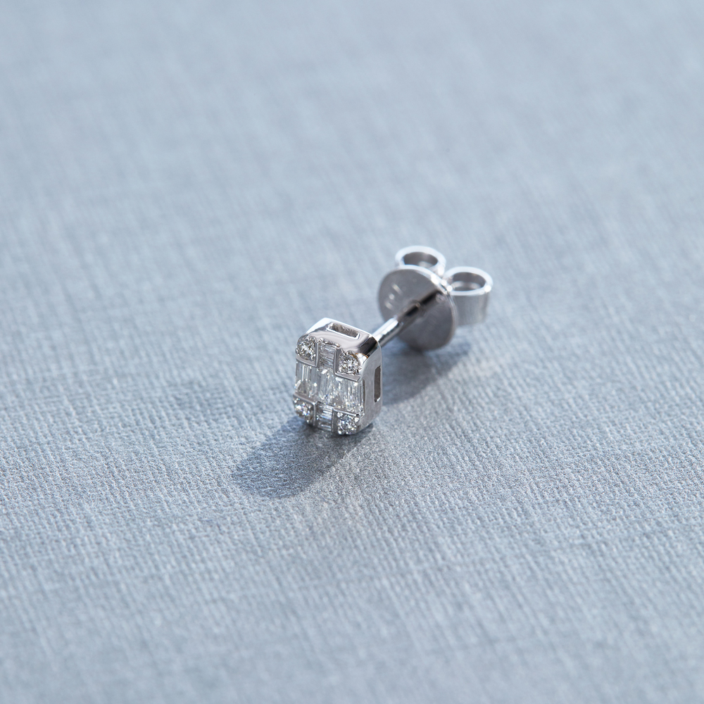 SINME DIAMOND - square pierce