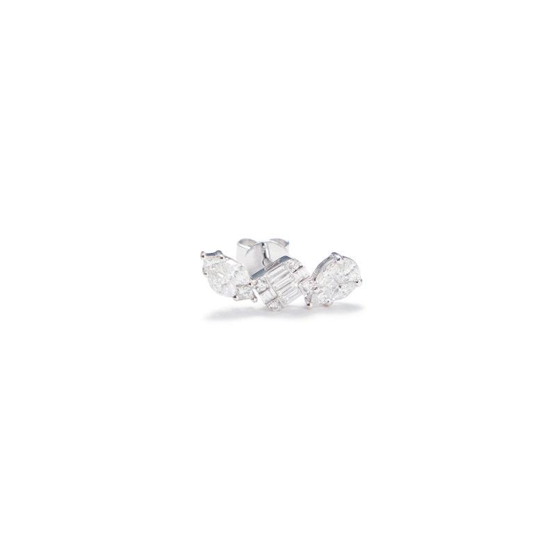 SINME DIAMOND - 3piece pierce