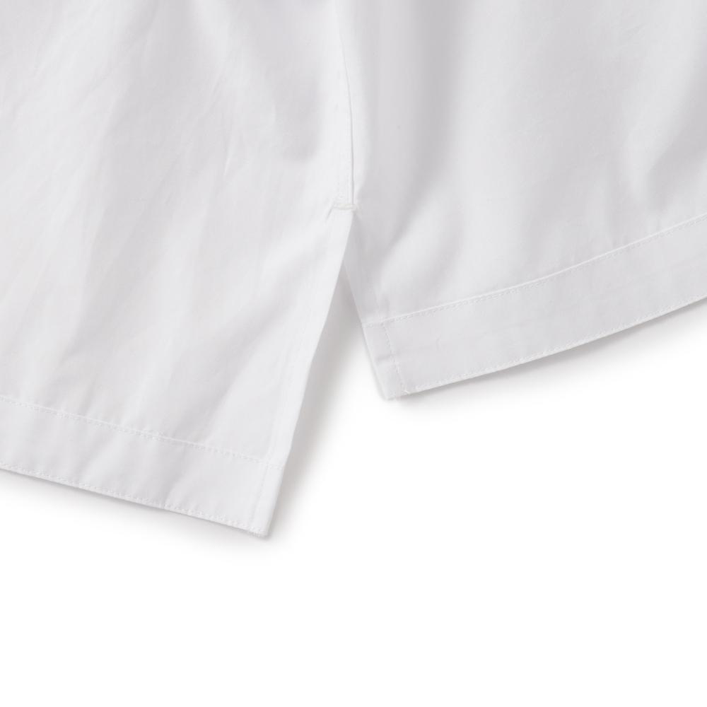 ボリュームシャツ ホワイト