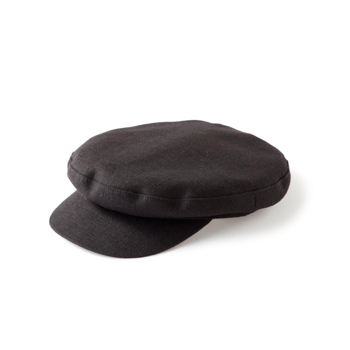 マリンキャップ ブラック