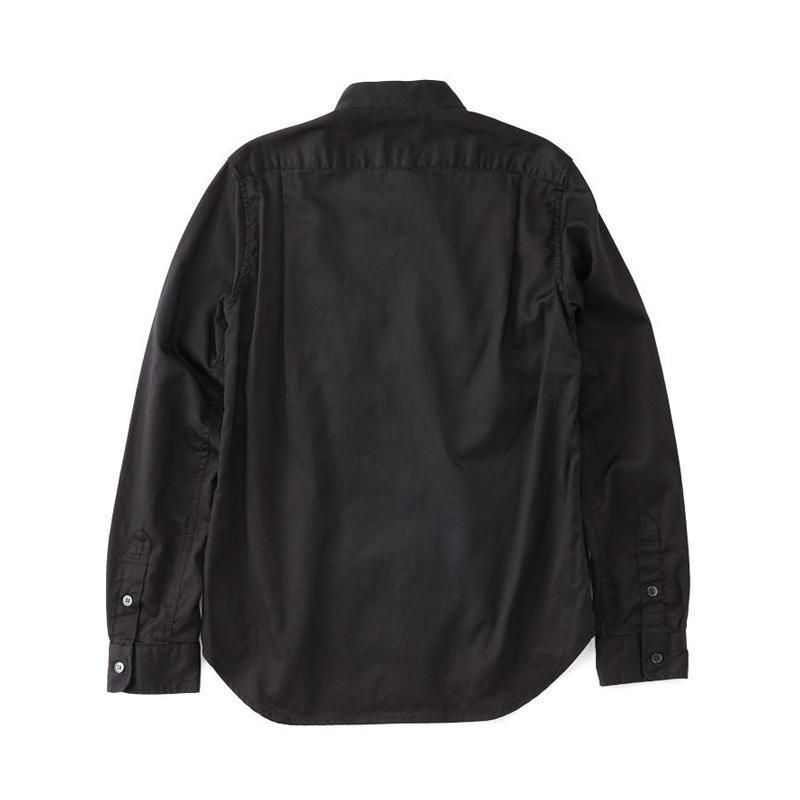 タックシャツ ブラック