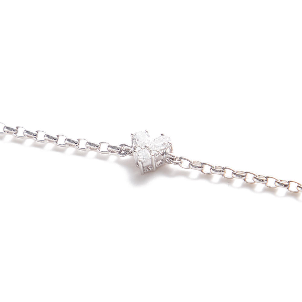 SINME DIAMOND - Heart Bracelet